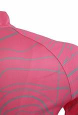 barnett Bici textil - Jersey de manga larga, Rosa