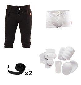 barnett FKTP-02 Kit de protección y pantalones para fútbol americano