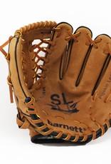 "barnett SL-115 Guante de béisbol cuero infield/outfield 11.5"", marrón"