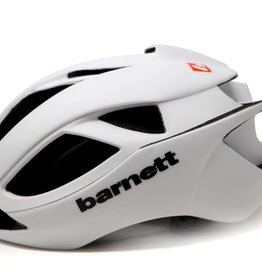 R1 Casco de Bicicleta y Roller Ski, BLANCO