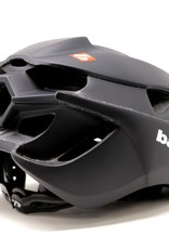 R1 Casco de Bicicleta y Roller Ski, NEGRO