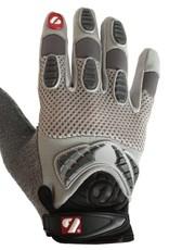 barnett FRG-02 Nueva generación de guantes de fútbol americano para receptor, RE,DB,RB, gris