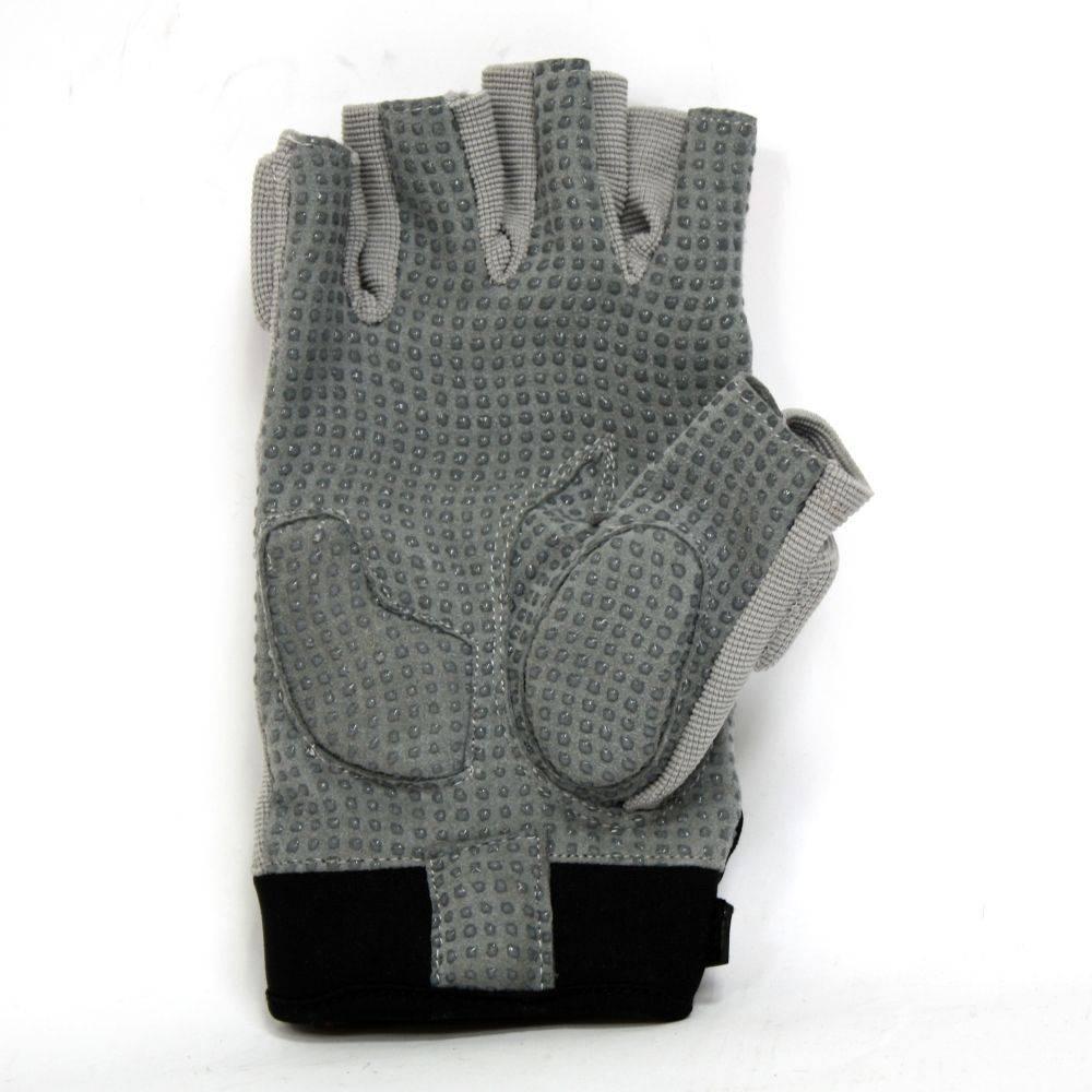 barnett FLGC-02 Nueva generación de guantes de fútbol americano, lineman, cortos, OL,DL, gris