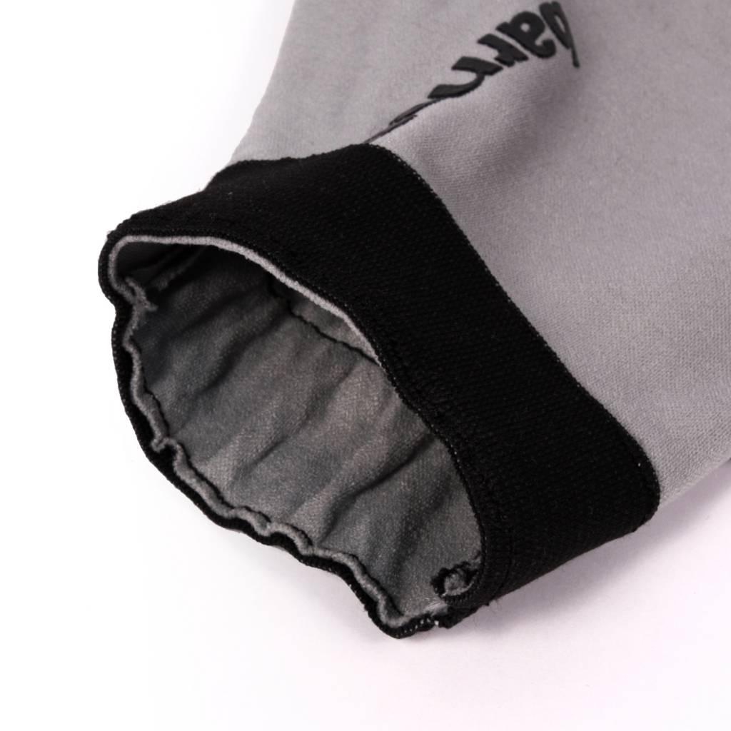 barnett FLGL-02 Nueva generación de guantes de fútbol americano para linebacker, RE,DB,RB, gris