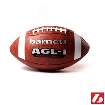barnett FRG-03 Guantes de fútbol americano para receptor, RE,DB,RB, gris