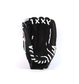 """barnett GL-125 Guante de beisbol de competición cuero 12,5"""", negro"""