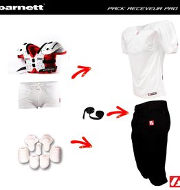 barnett Kit de fútbol, PRO, receptor