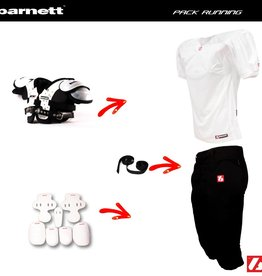 barnett Kit de fútbol, Running