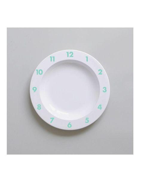 Bord klok mint