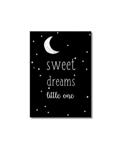Kaart Sweet dreams