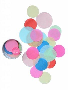 Huge confetti kleur