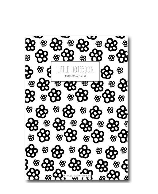 Notitieboekje Flowers