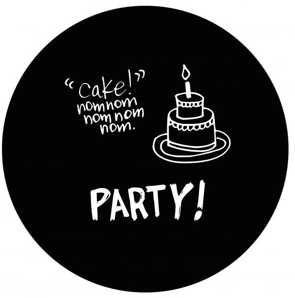 Muurcirkel Party
