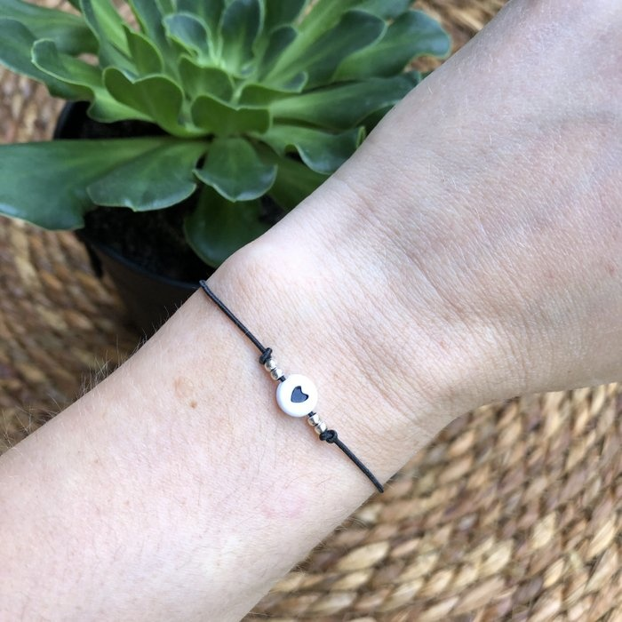 LiefLabel Hartjes Armband