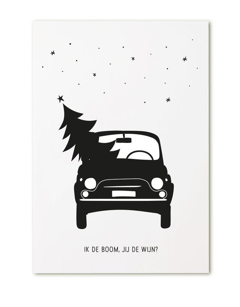 Zoedt Poster Kerst