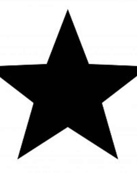 Label-R Muurster zwart