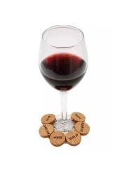 Wijnglas  Herkenners kurk