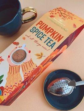 The Cabinet of Curiositeas & tea Netherlands Pumpkin Spice Thee