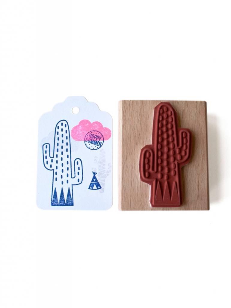 Stempel Cactus