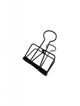 Binder Clips Black XL