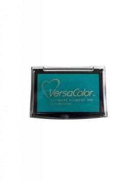 Inktkussen Turquoise