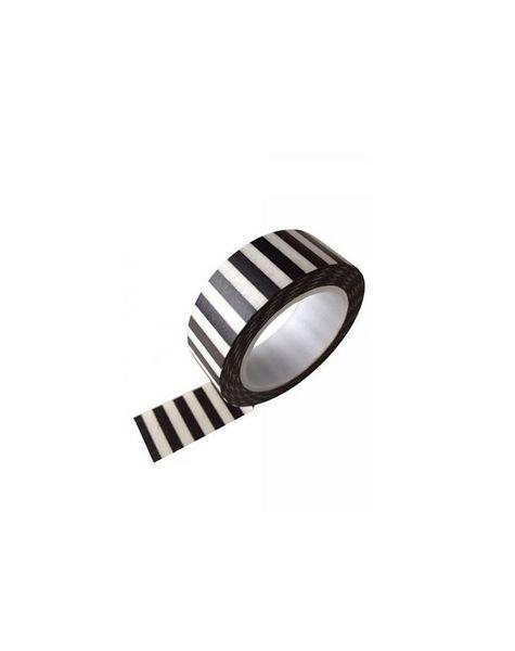Maskingtape zebra