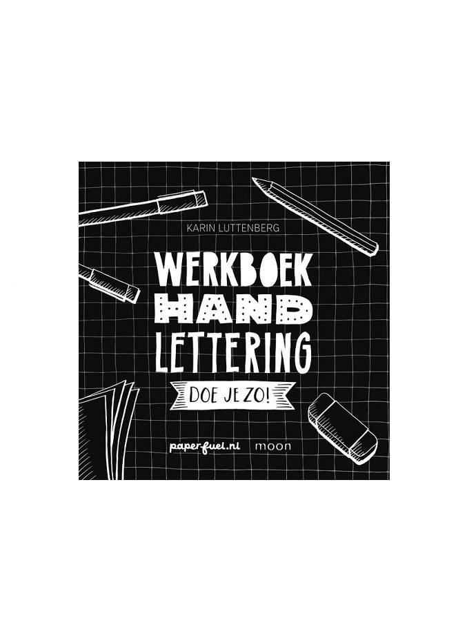Werkboek Handlettering