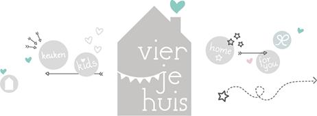 Webshop voor huis, kids en cadeautjes | Vierjehuis.nl