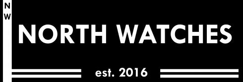 North Horloge kopen - North watches Nederland en België
