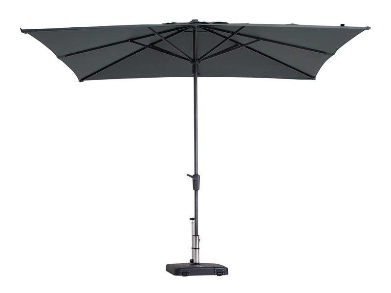 Madison stokparasol Syros luxe 280x280 cm. - grey