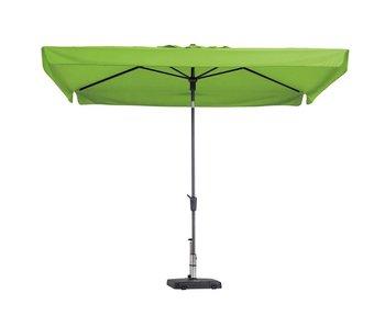 Madison parasol Delos luxe 200x300 cm. - lime