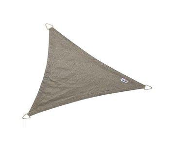 Nesling schaduwdoek driehoek antraciet - 5,0x5,0x7,1 m.