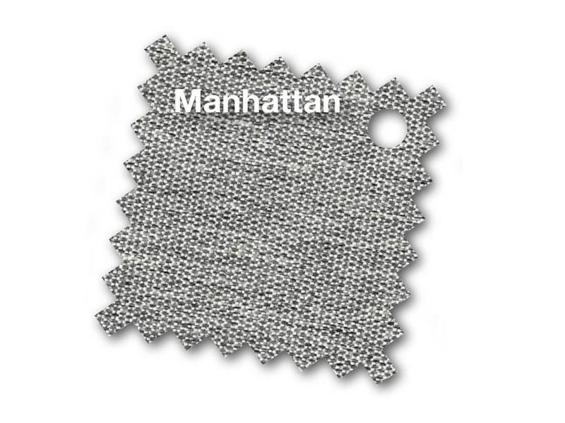 Platinum Riva stokparasol rond 3 meter - Premium - Manhattan