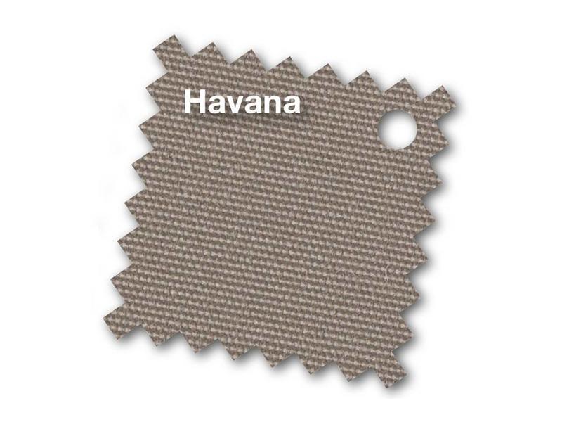 Platinum Riva parasol rond 3 meter - Premium - Havana