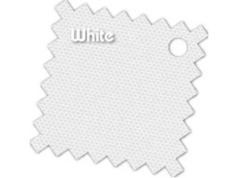 Platinum Riva stokparasol rechthoek - 3x2 m. - Wit
