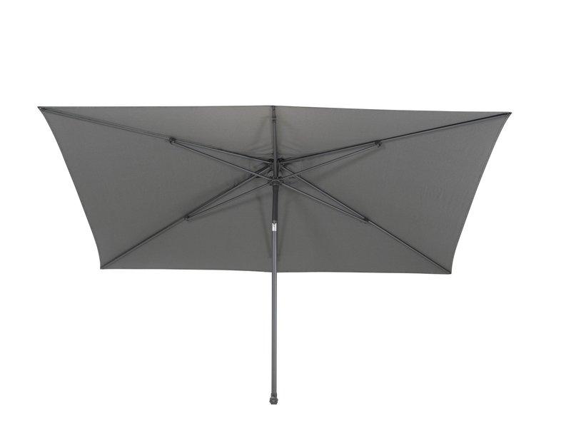 4-Seasons parasol Azzurro 200 x 300 cm - Charcoal