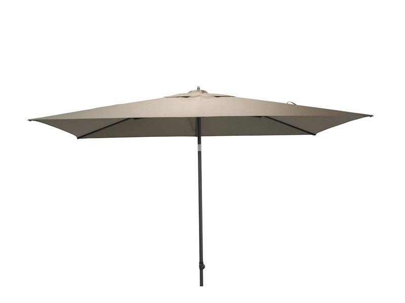 4-Seasons parasol Azzurro 200 x 300 cm - taupe