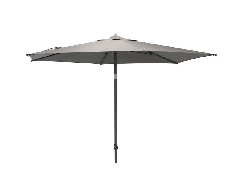 4-Seasons parasol Azzurro 300 cm - charcoal