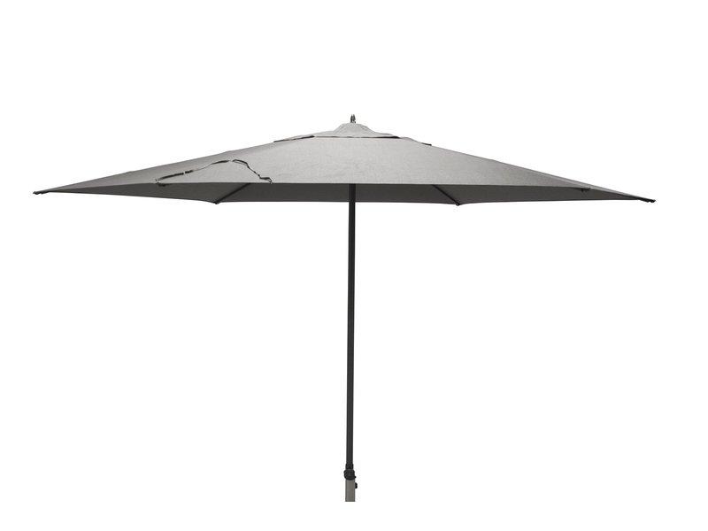4-Seasons parasol Azzurro 350 cm - charcoal