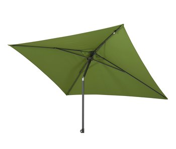 4-Seasons parasol Oasis 200 x 250 cm - Groen
