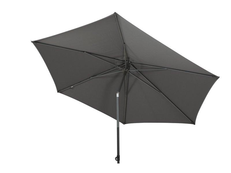 4-Seasons parasol Oasis 300 cm - Antraciet