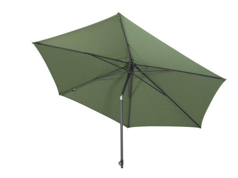 4-Seasons parasol Oasis 250 cm - Groen