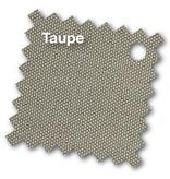 Platinum Riva stokparasol 350 cm. rond - Taupe