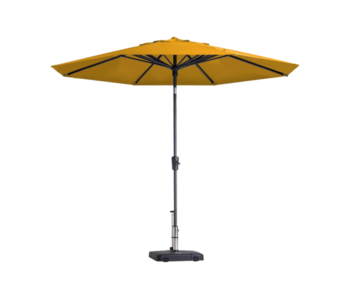 Madison parasol Paros - 300 cm. - Light yellow