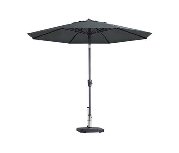 Madison parasol Paros - 300 cm. - Grey