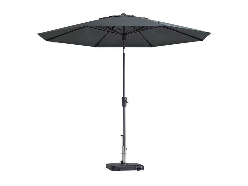 Madison parasol Paros - 300 cm. - Grey
