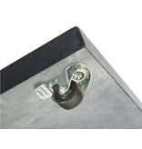 Platinum verrijdbare parasolvoet graniet - 120 kg