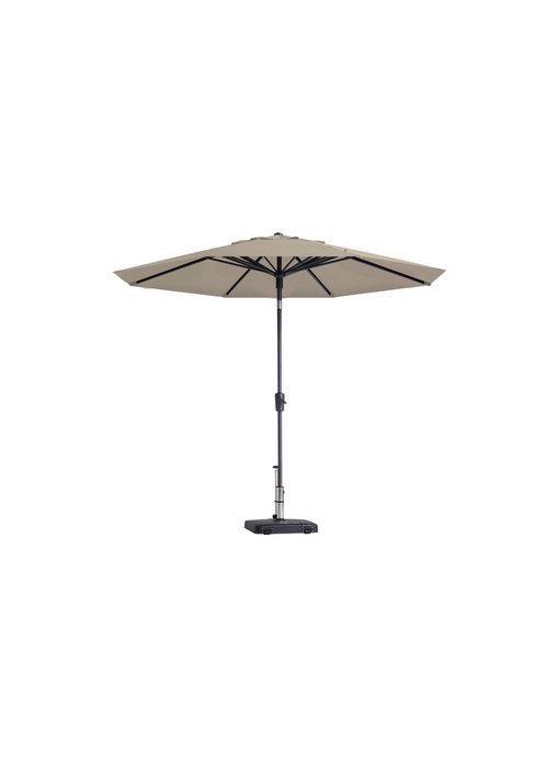 Madison parasol Paros - 300 cm. - Ecru