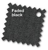 Platinum Challenger rechthoekige zweefparasol T2 Premium - 3,5 x 2,6 m. - Faded black