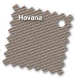 Platinum Platinum Challenger rechthoekige zweefparasol T2 Premium - 3,5 x 2,6 m. - Havanna